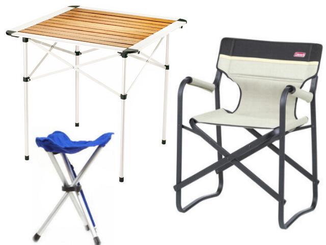 Camping Möbel