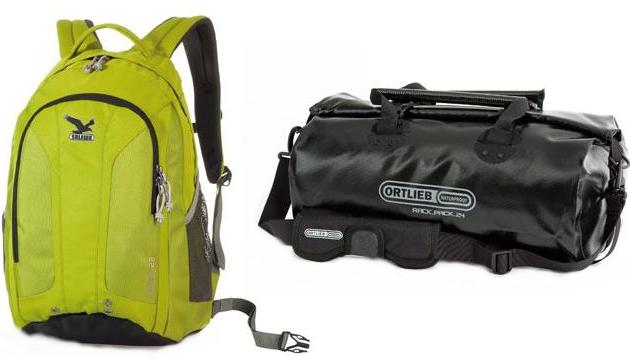 Rucks�cke & Packs�cke